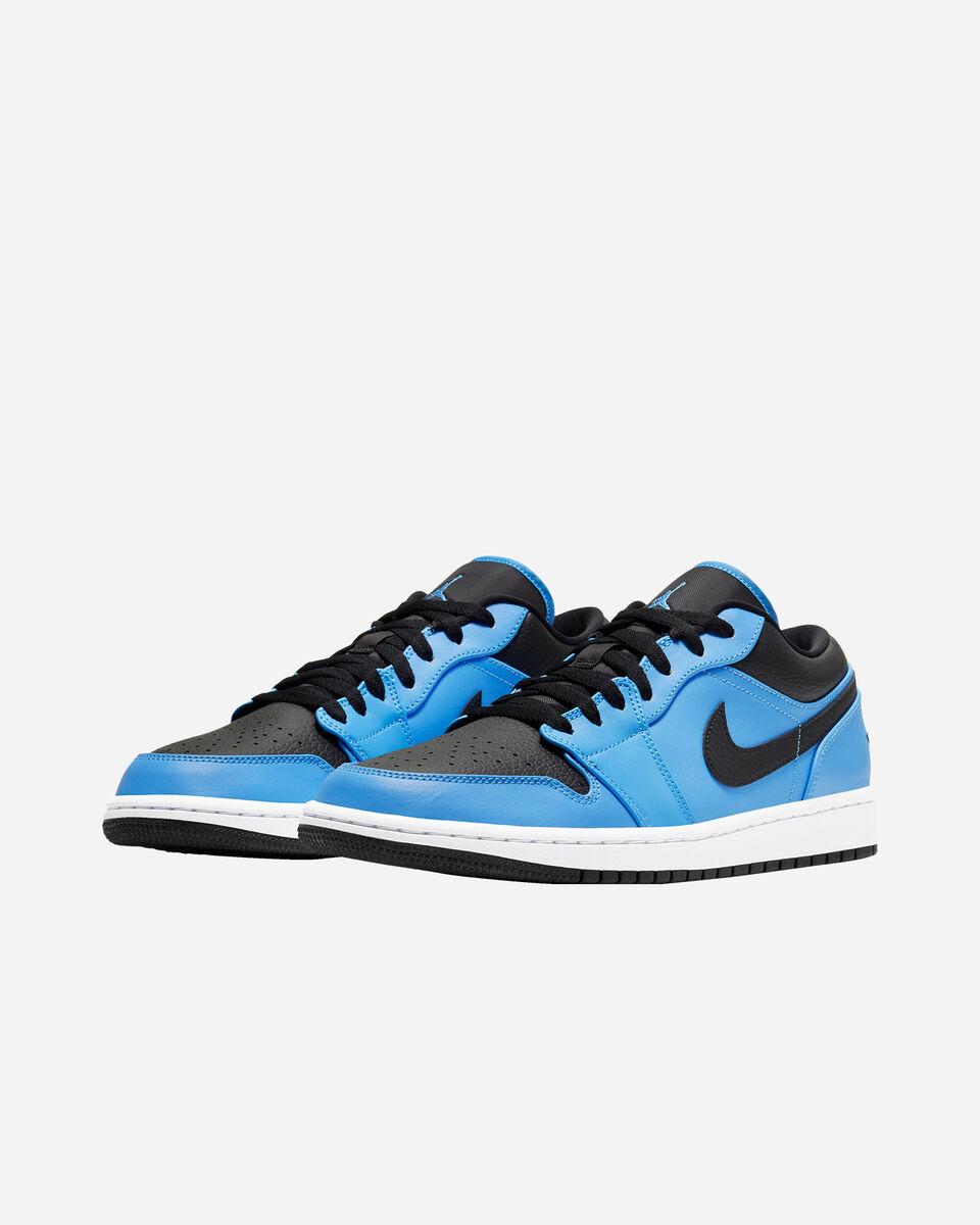 Scarpe sneakers NIKE AIR JORDAN 1 LOW M S5270337 scatto 1