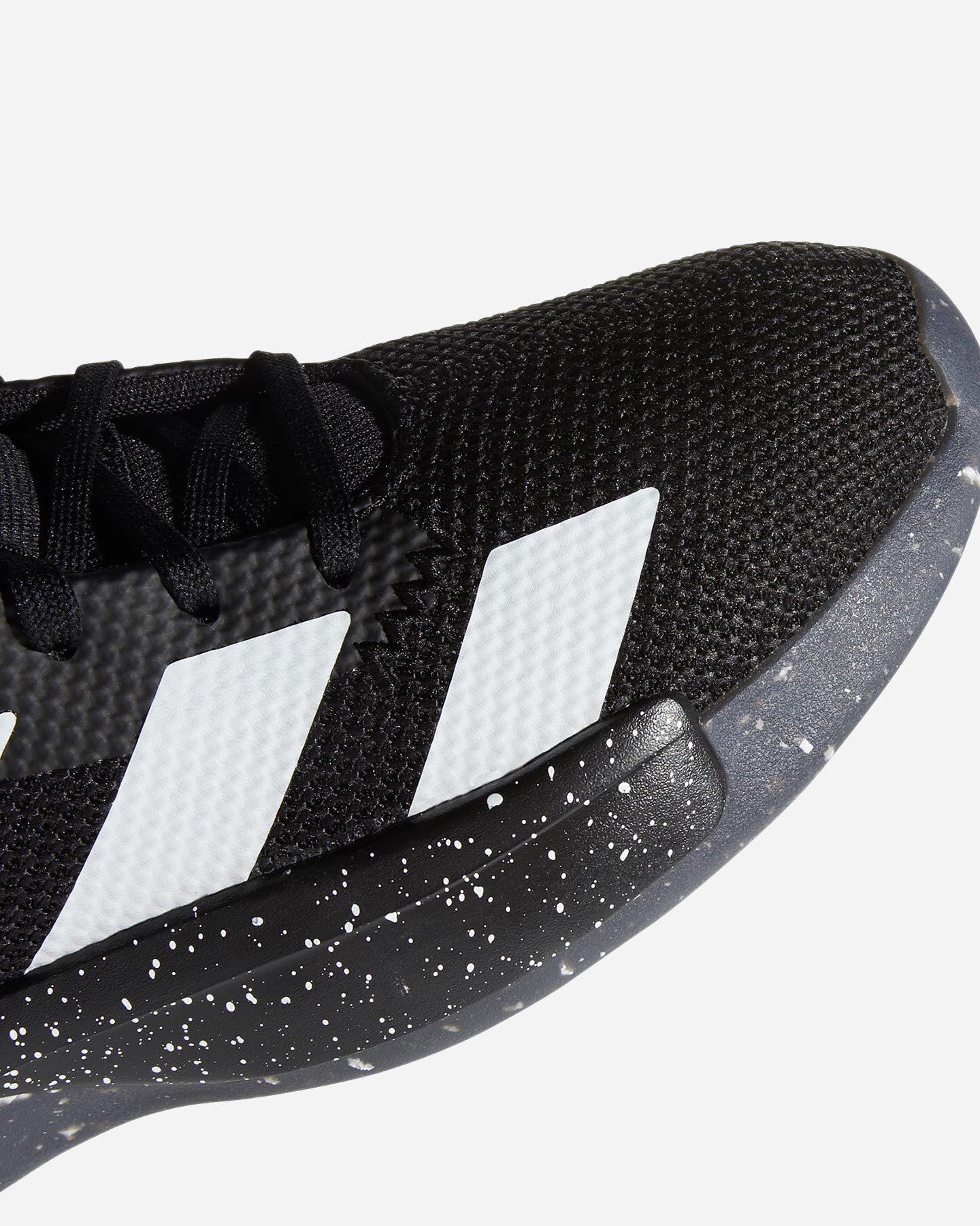 Scarpe basket ADIDAS PRO NEXT 2019 M S5151884 scatto 5