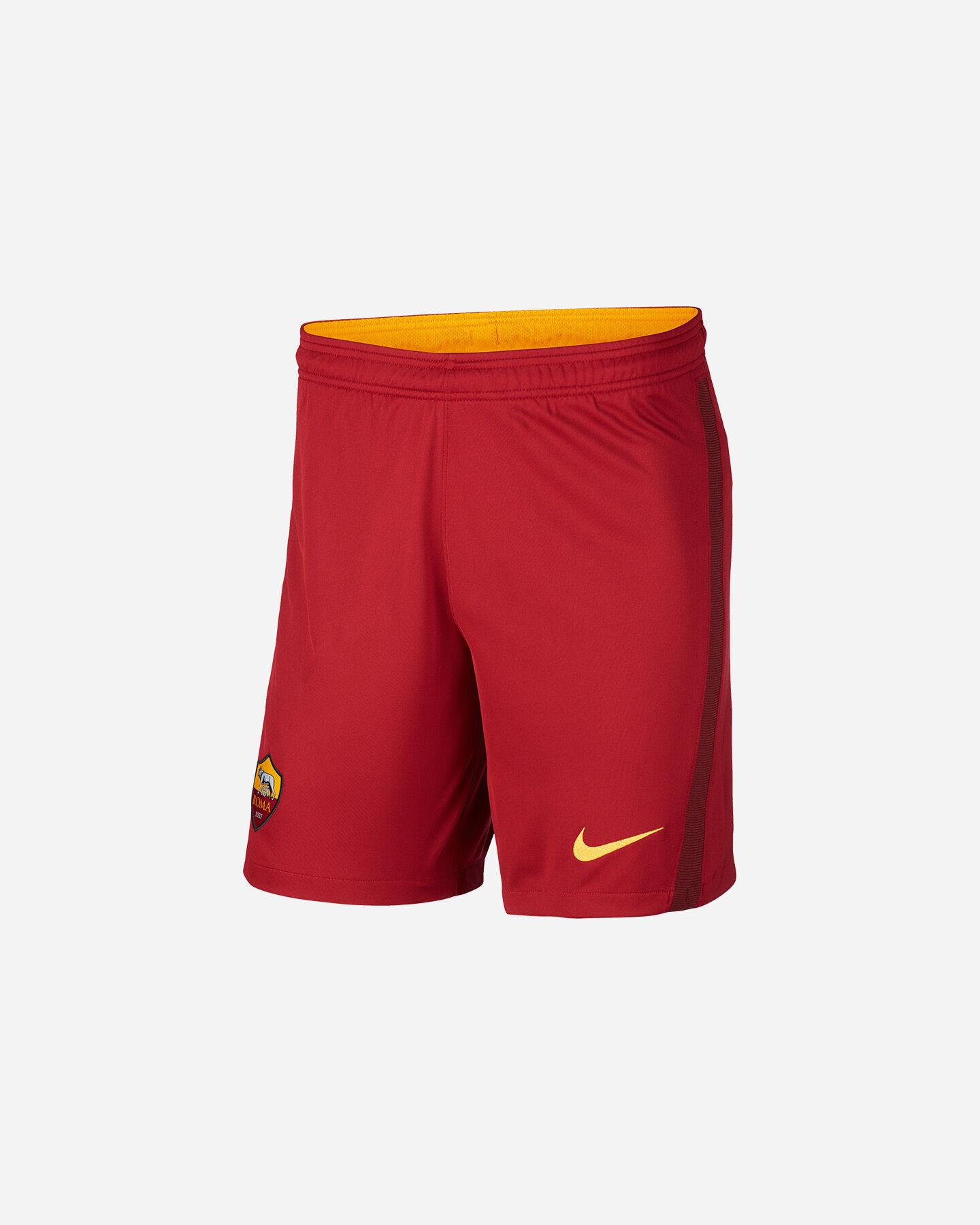 Pantaloncini calcio NIKE AS ROMA HOME 20-21 M S5195448 scatto 0