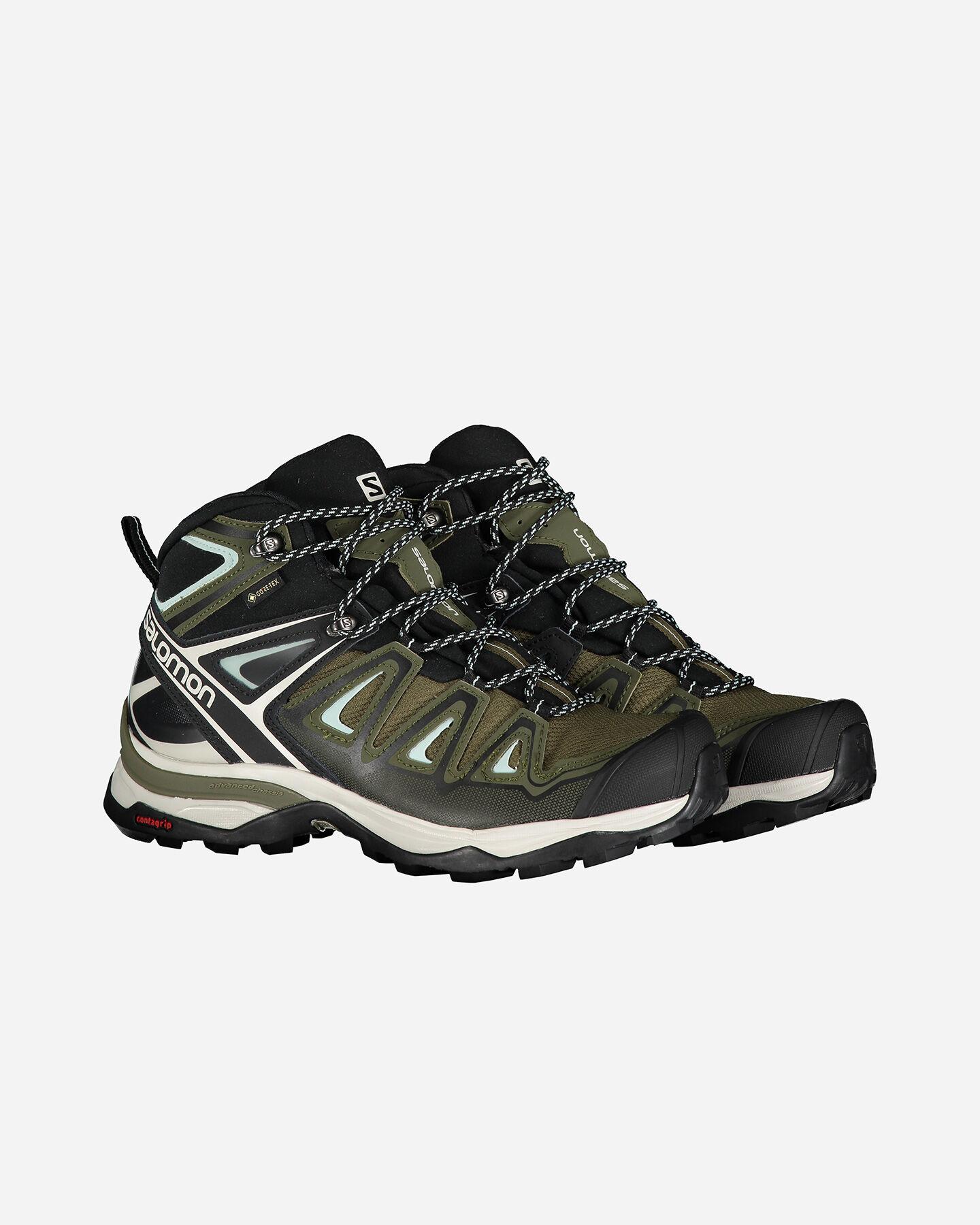 Scarpe escursionismo SALOMON X ULTRA 3 MID GTX W S5240637 scatto 1