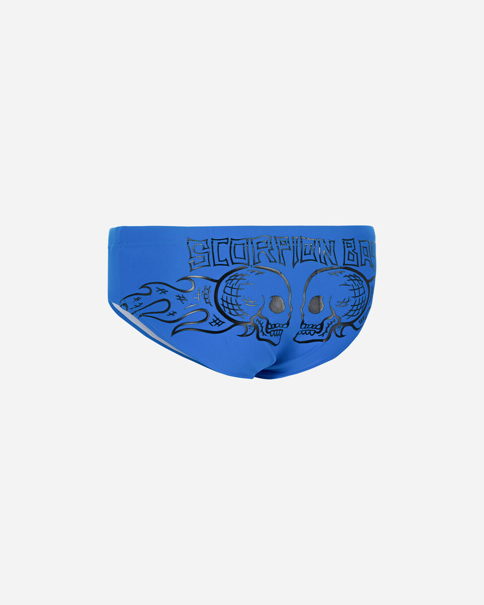 Slip mare SCORPION BAY SKULL TATTOO JR S4061338 scatto 1