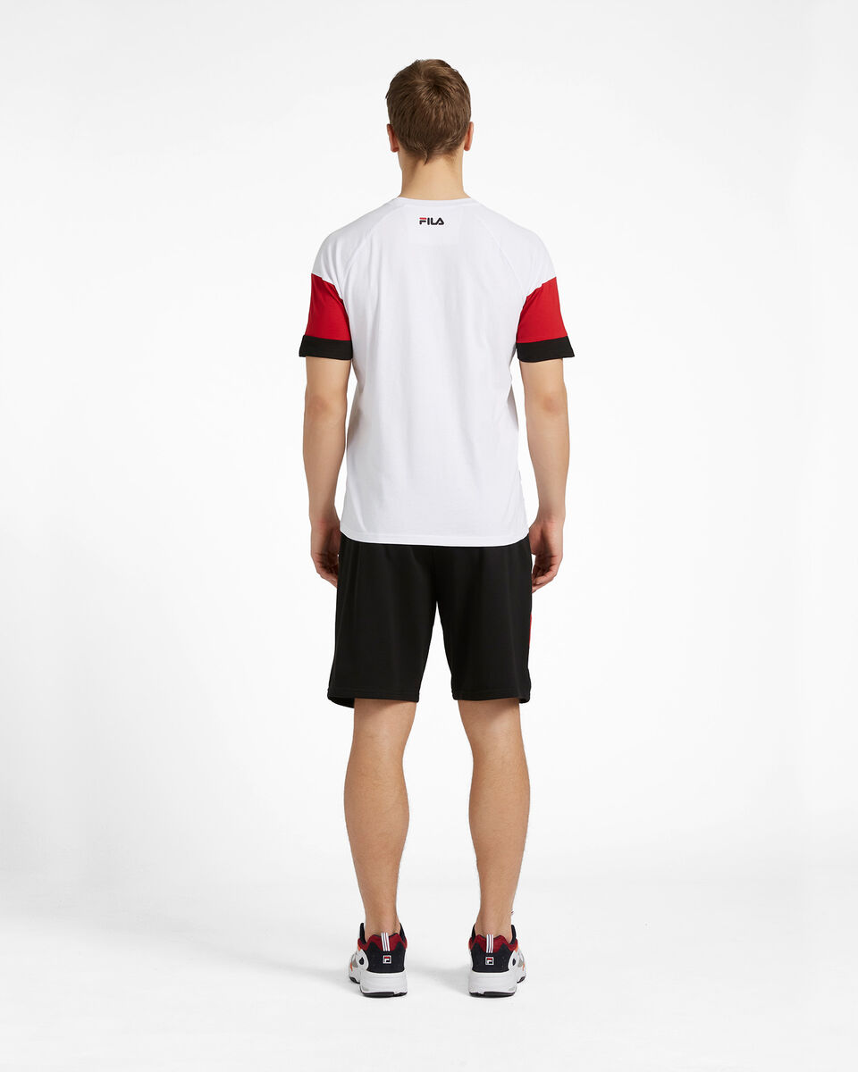 T-Shirt FILA NEW COLOR BLOCK M S4088467 scatto 2