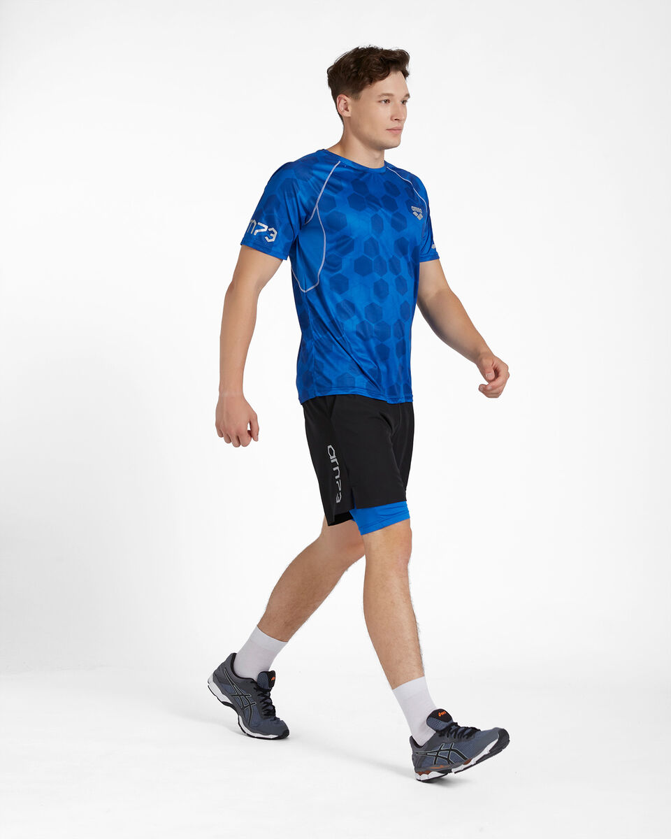 T-Shirt running ARENA ARN 073 M S4093395 scatto 3