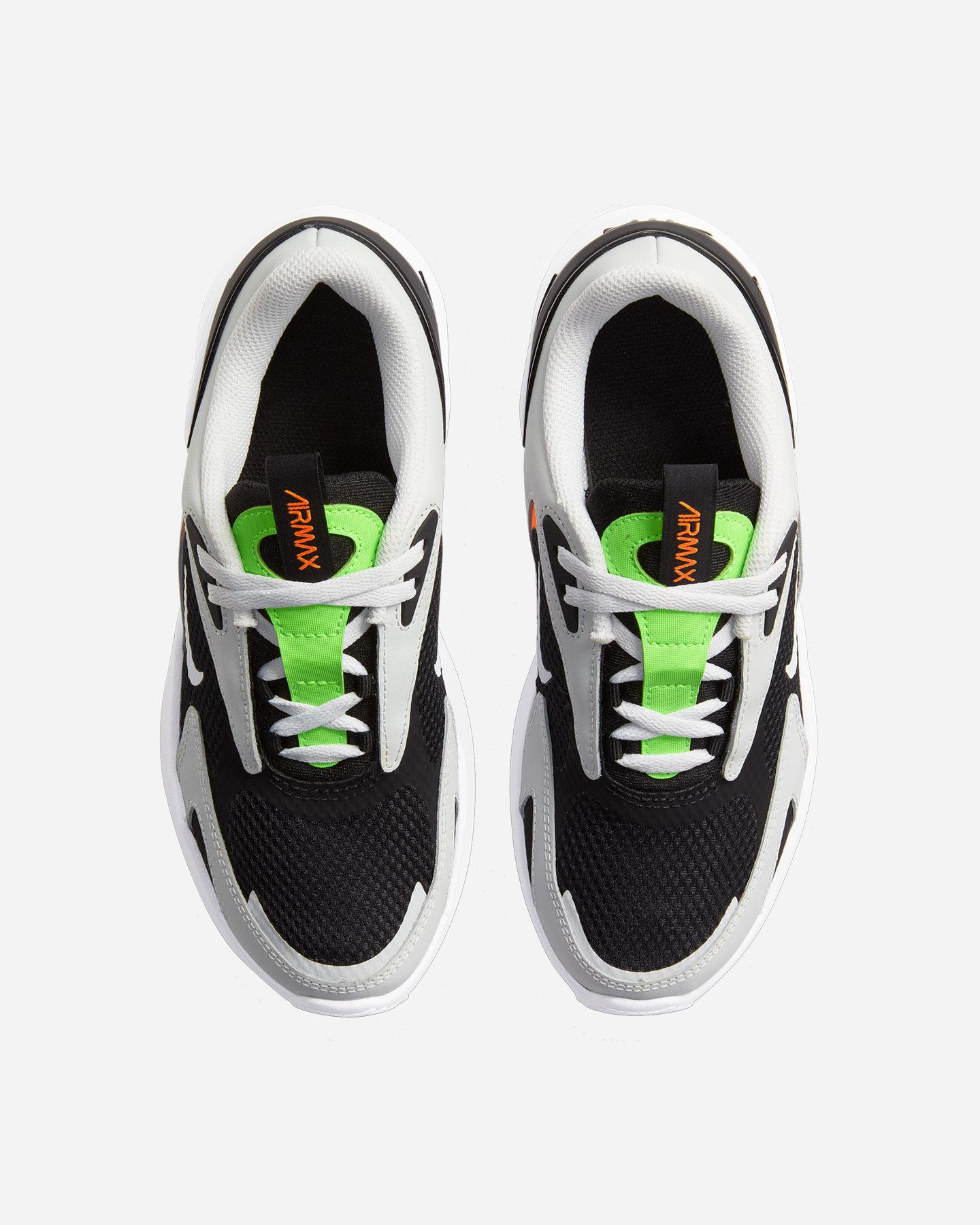 Scarpe sneakers NIKE AIR MAX BOLT GS JR S5268400 scatto 3