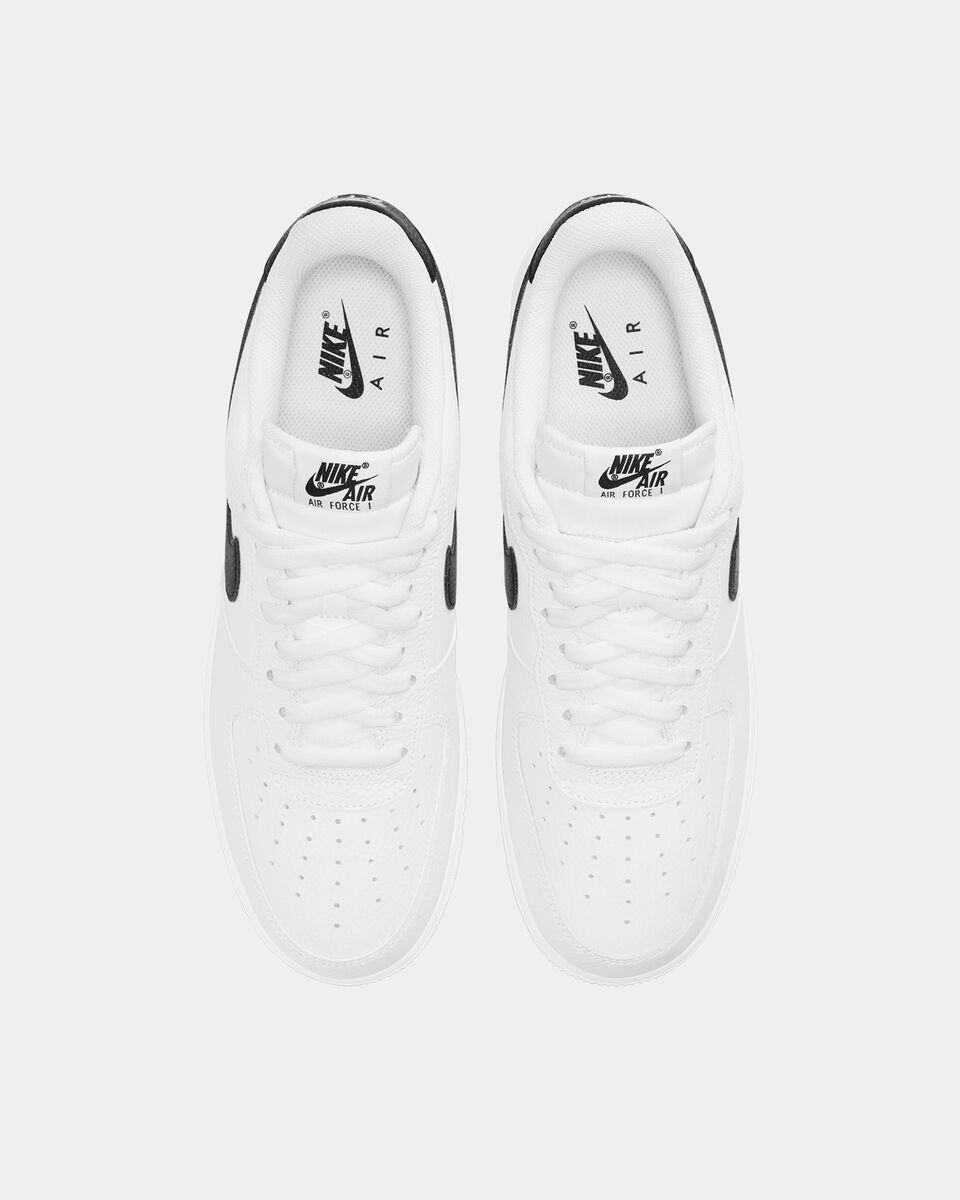 Scarpe sneakers NIKE AIR FORCE 1 '07 M S5270830 scatto 3