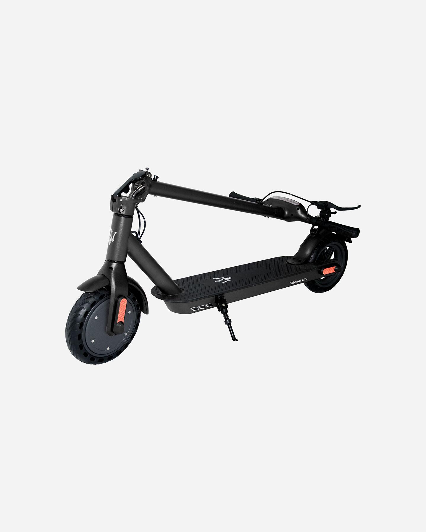 Scooter elettrico MASERATI MC-ES10 10' S4092065|BLACK|UNI scatto 1