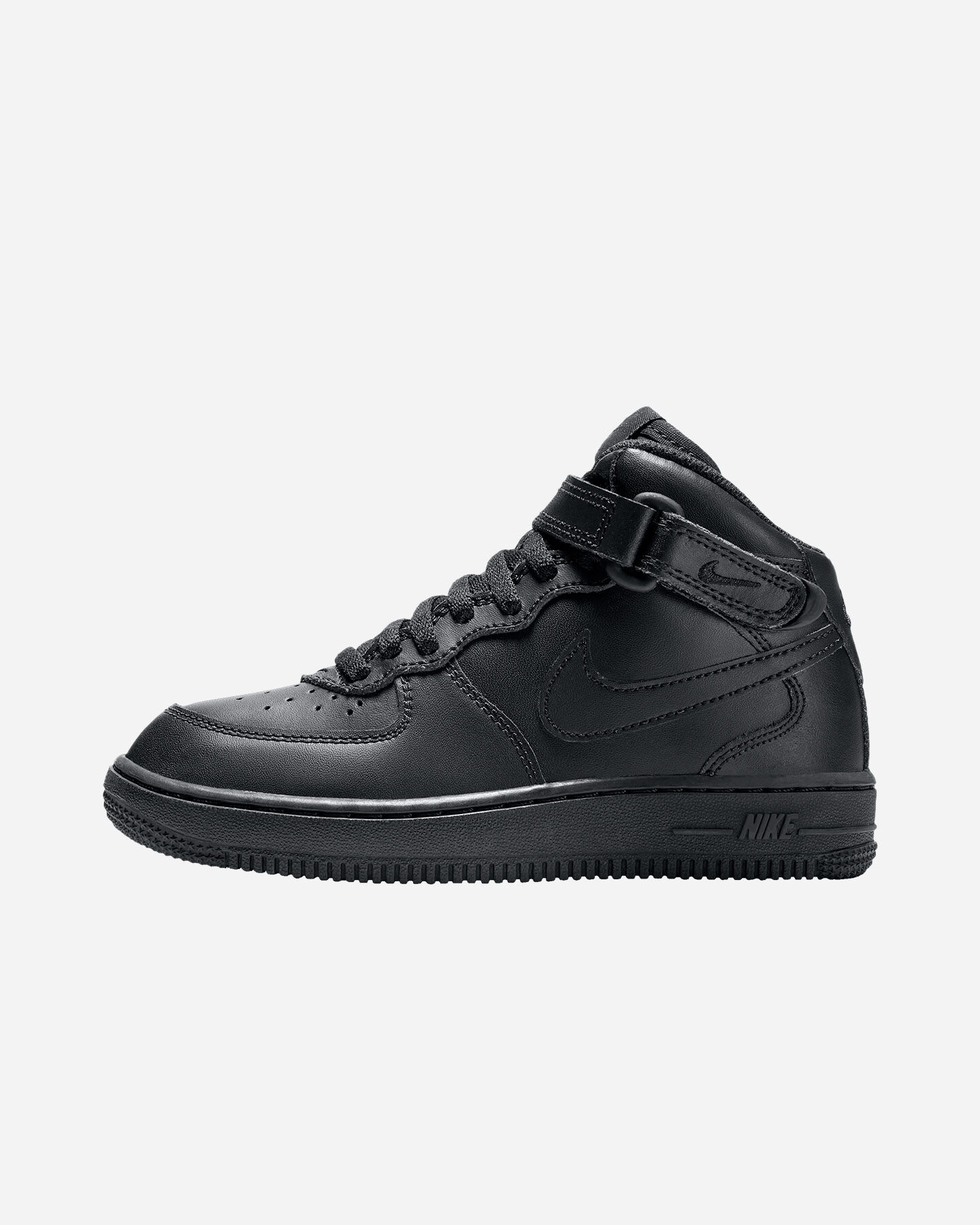 Scarpe sportive NIKE AIR FORCE 1 MID JR PS S4019304 scatto 4