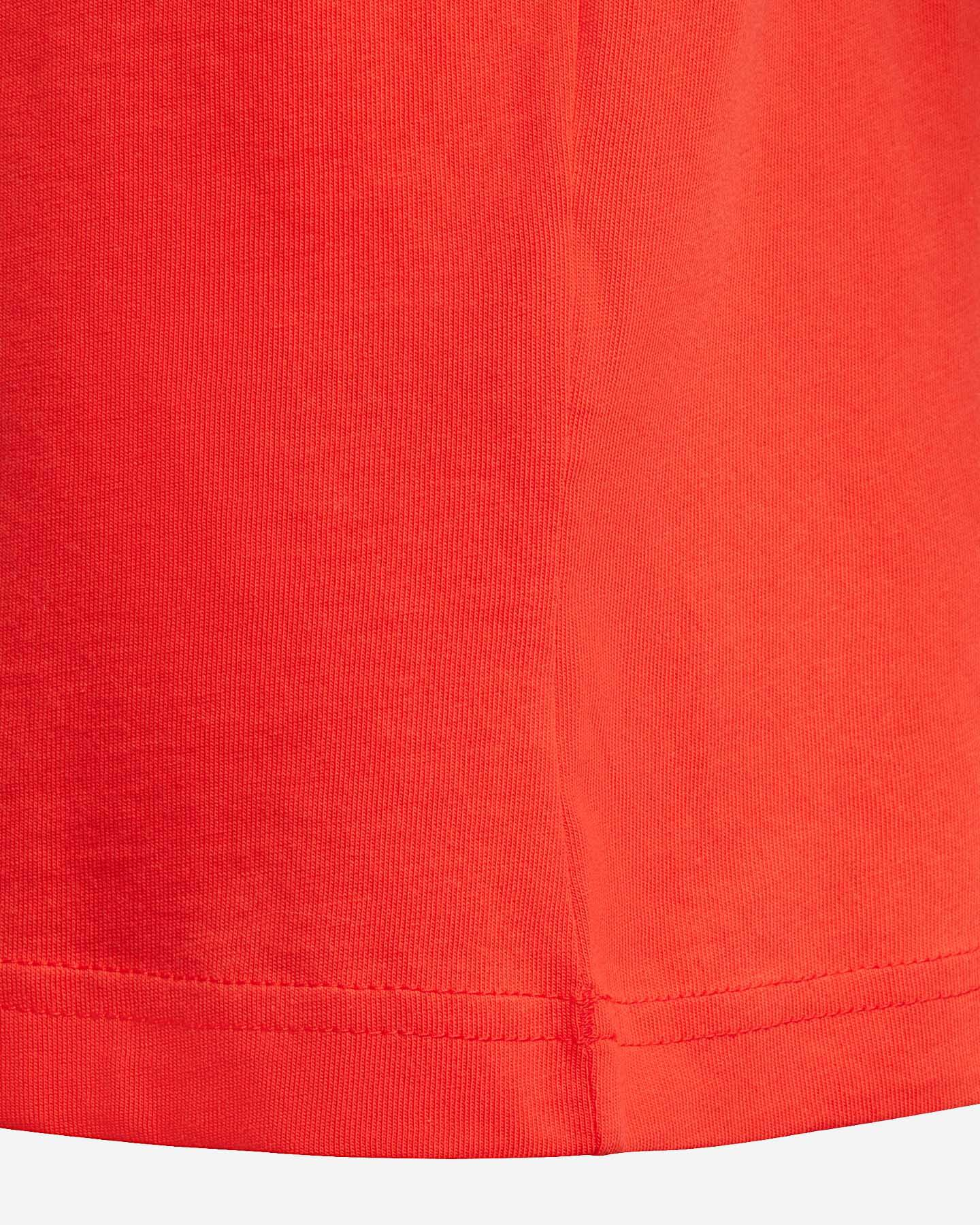 T-Shirt ADIDAS BIG LOGO JR S5211708 scatto 4