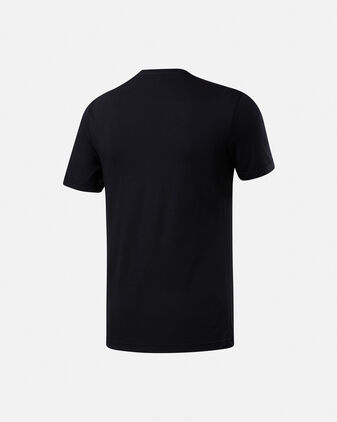 T-Shirt training REEBOK GS STACKED M