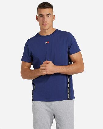 T-Shirt TOMMY HILFIGER ESSENTIAL TAPE LOGO M