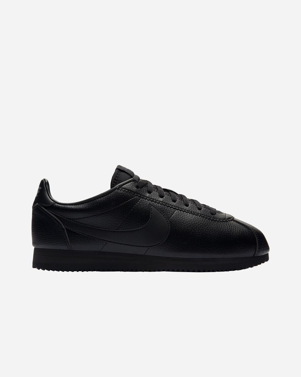 Scarpe sneakers NIKE CLASSIC CORTEZ LEATHER M S4019300 scatto 0