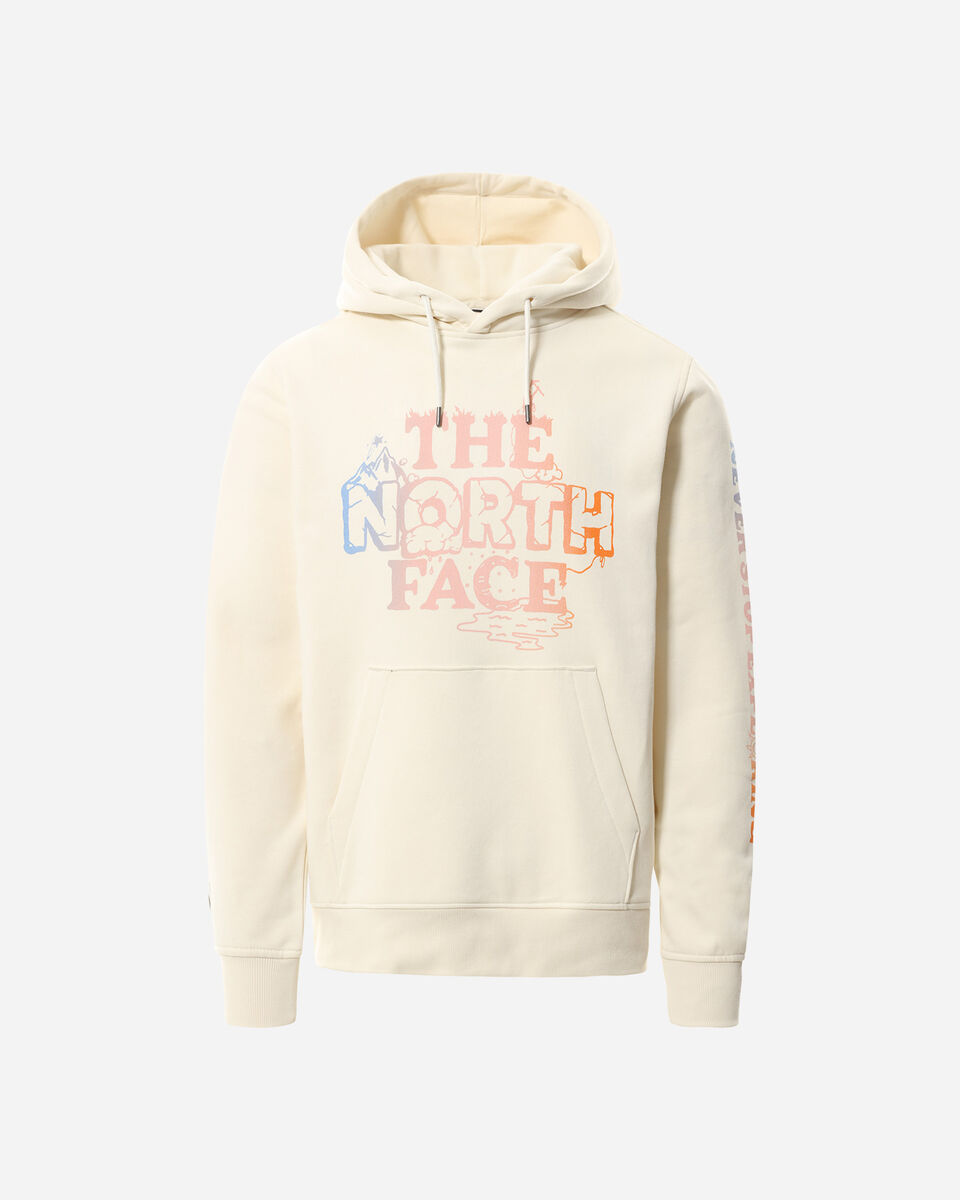 Felpa THE NORTH FACE HIMALAYAN BOTTLE CLOSE M S5293092 scatto 0