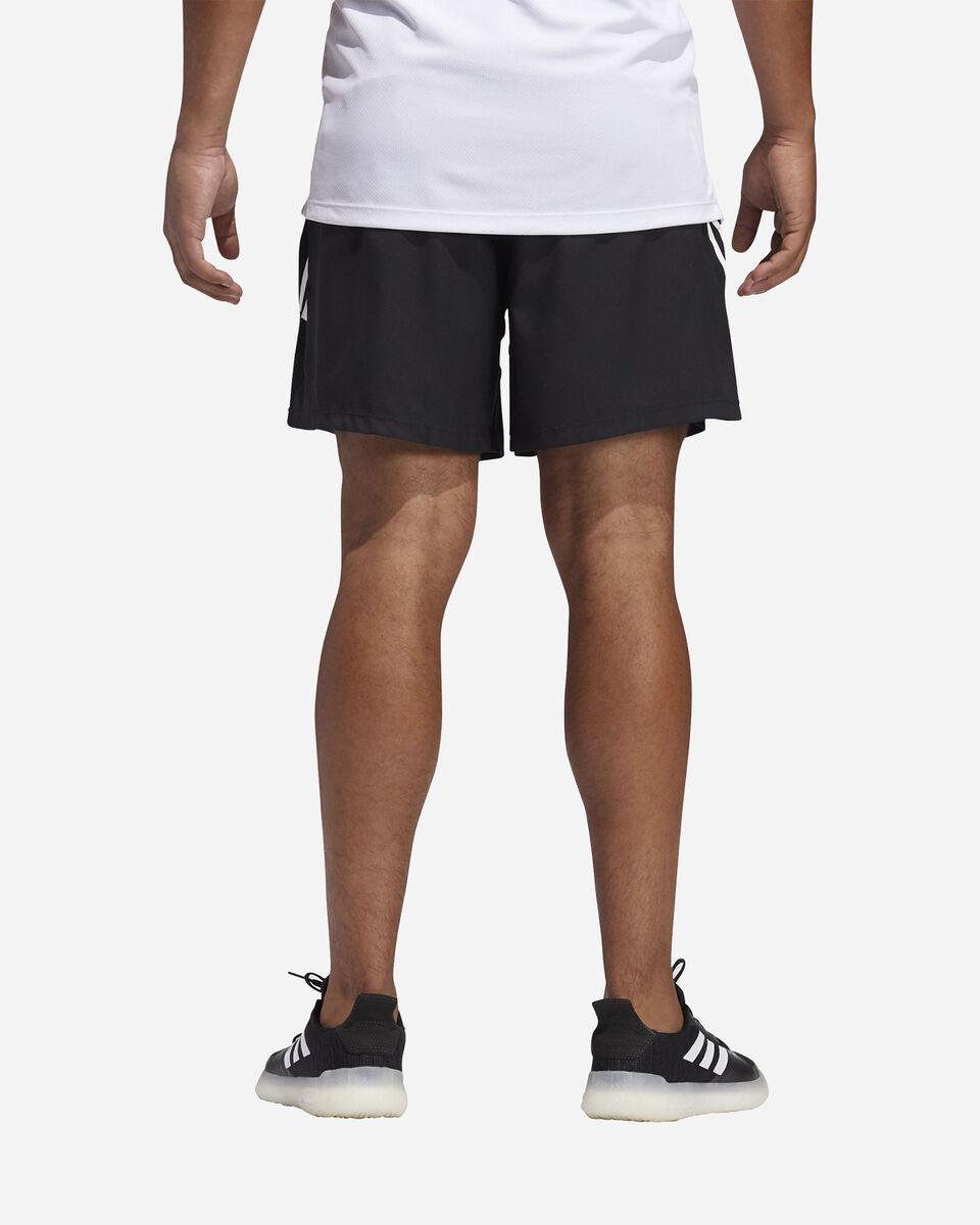 Pantalone training ADIDAS AERO 3 STRIPES PRIMEBLUE M S5275283 scatto 2