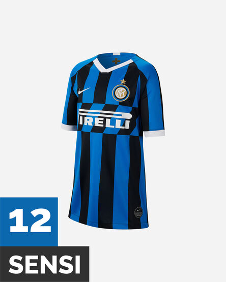 Maglia calcio NIKE INTER SENSI HOME JR19-20