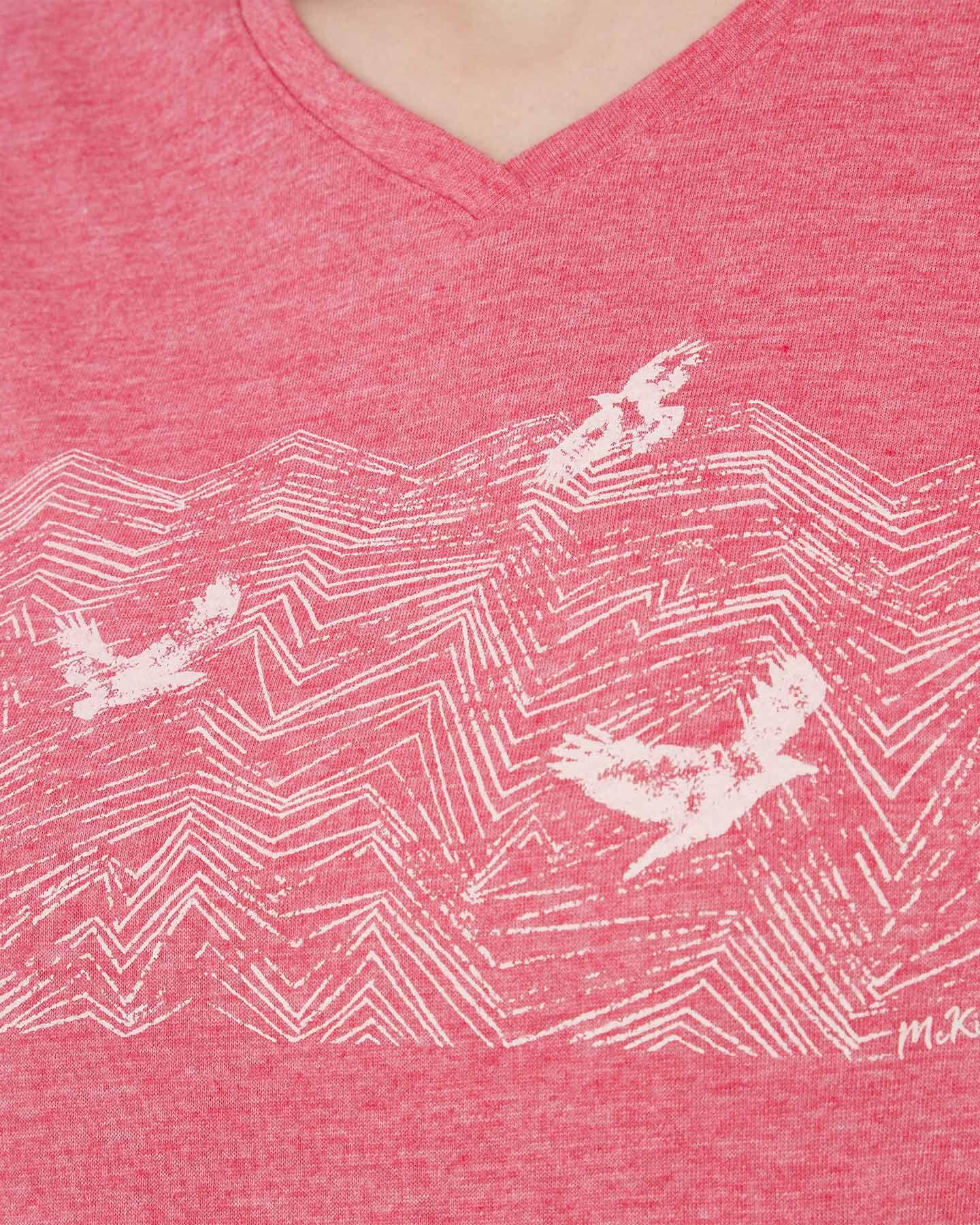 T-Shirt MCKINLEY KIMO W S5157947 scatto 2