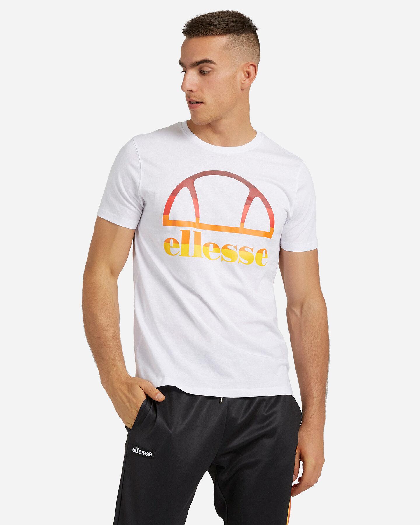 T-Shirt ELLESSE RAINBOW M S4073848 scatto 0