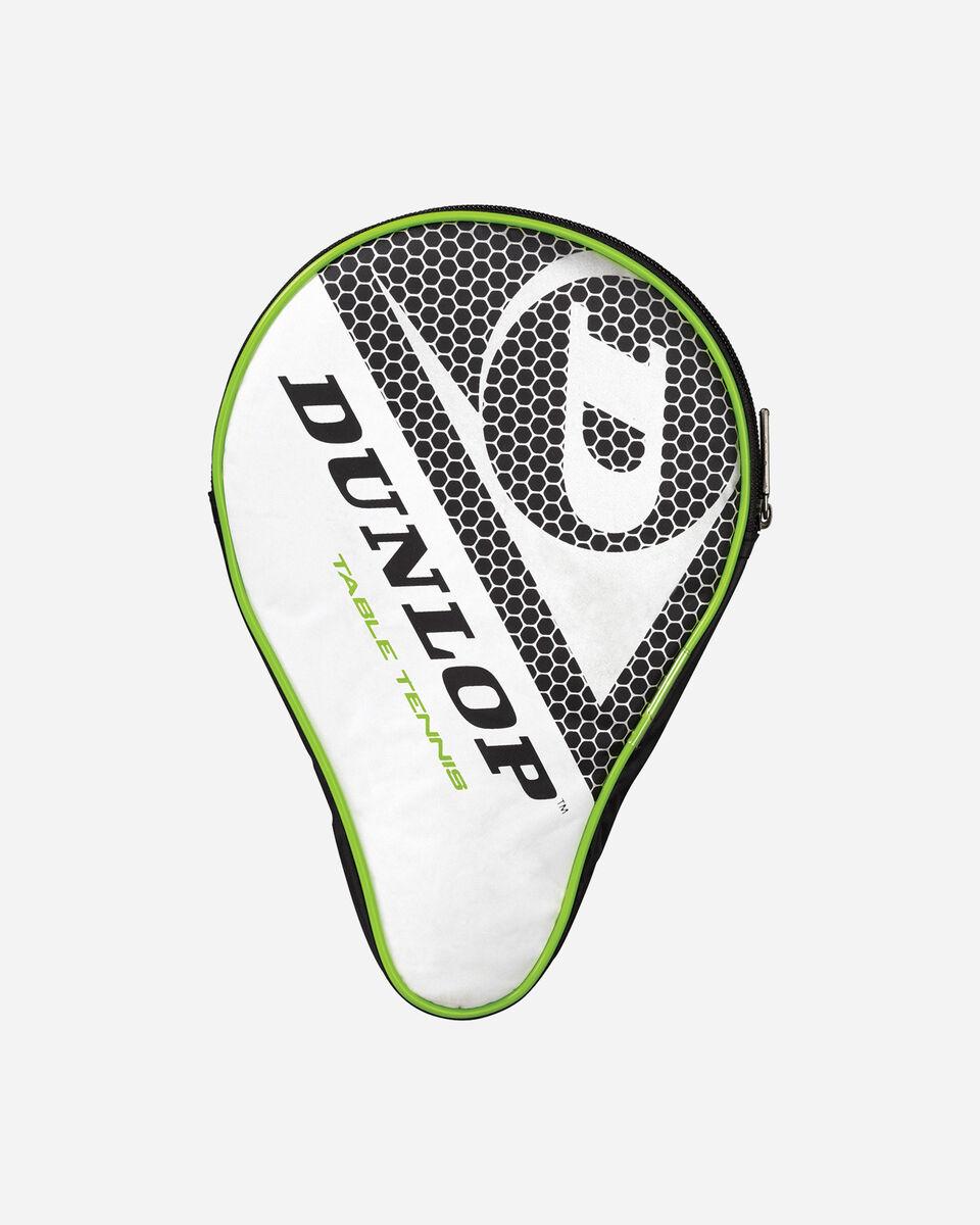 Accessorio ping pong DUNLOP FODERO RACCHETTA S4010061|1|UNI scatto 0