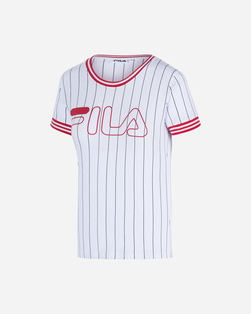 T-Shirt FILA STRIPES W S4074257 scatto 5