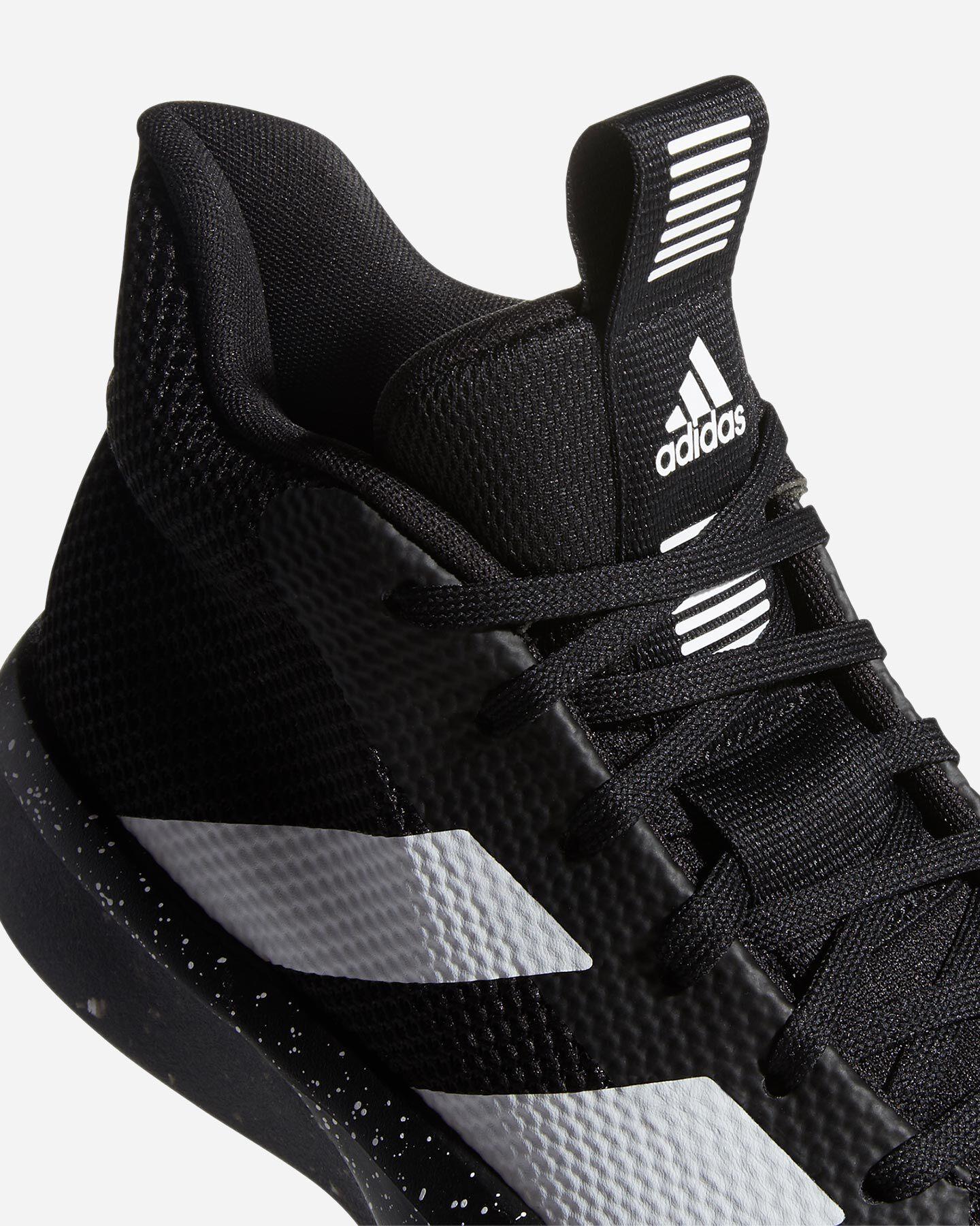 Scarpe basket ADIDAS PRO NEXT 2019 M S5151884 scatto 4