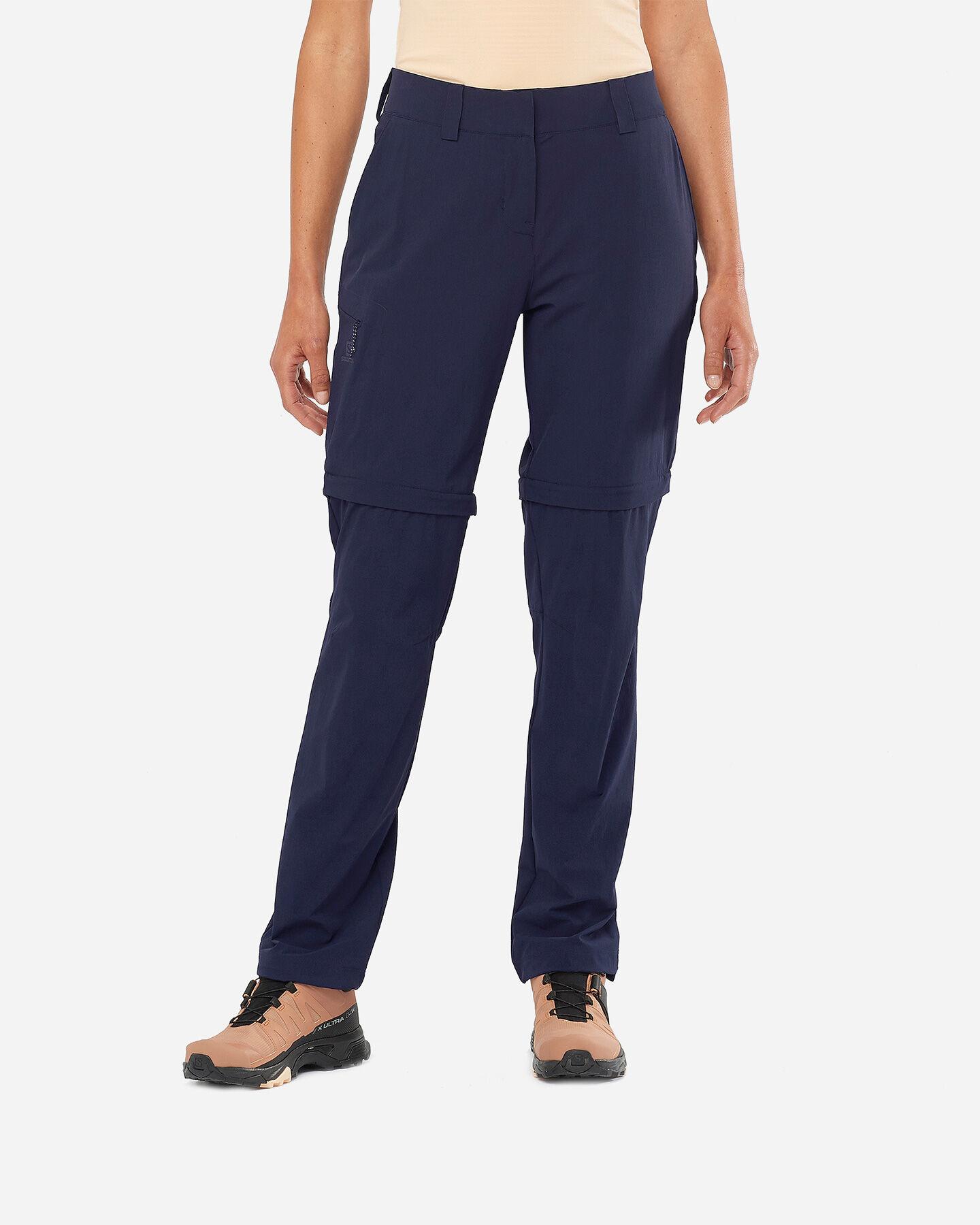 Pantalone outdoor SALOMON OUTLINE W S5288493 scatto 1