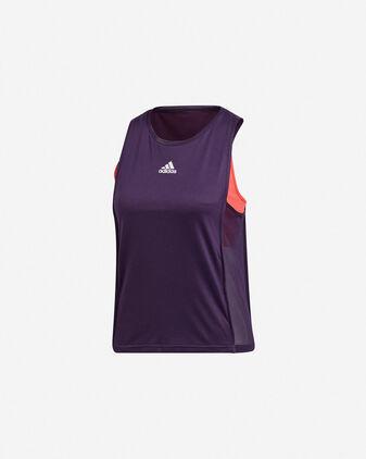 T-Shirt tennis ADIDAS ESCOUADE ROMA W