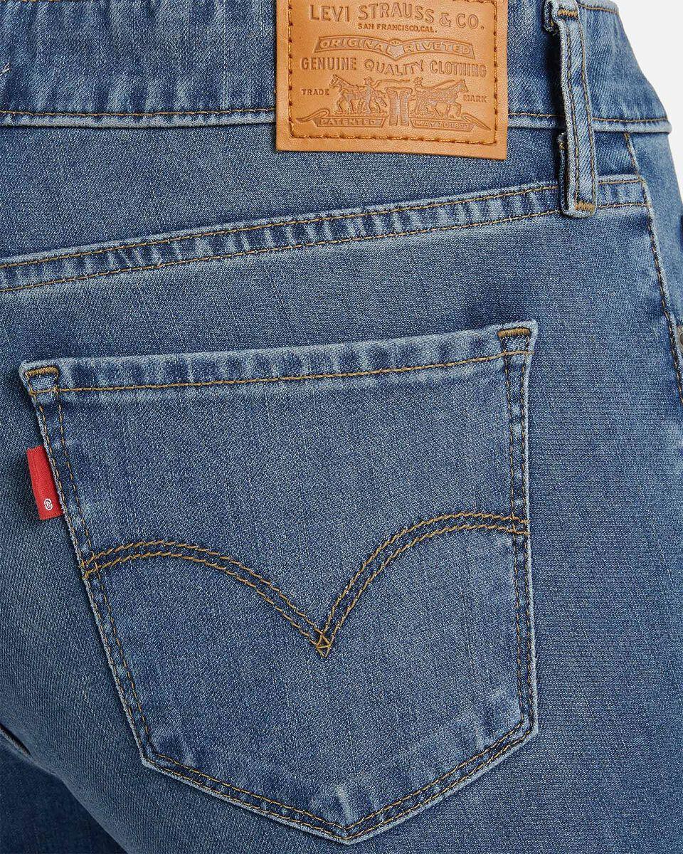 Jeans LEVI'S 711 SKINNY W S4077781 scatto 3