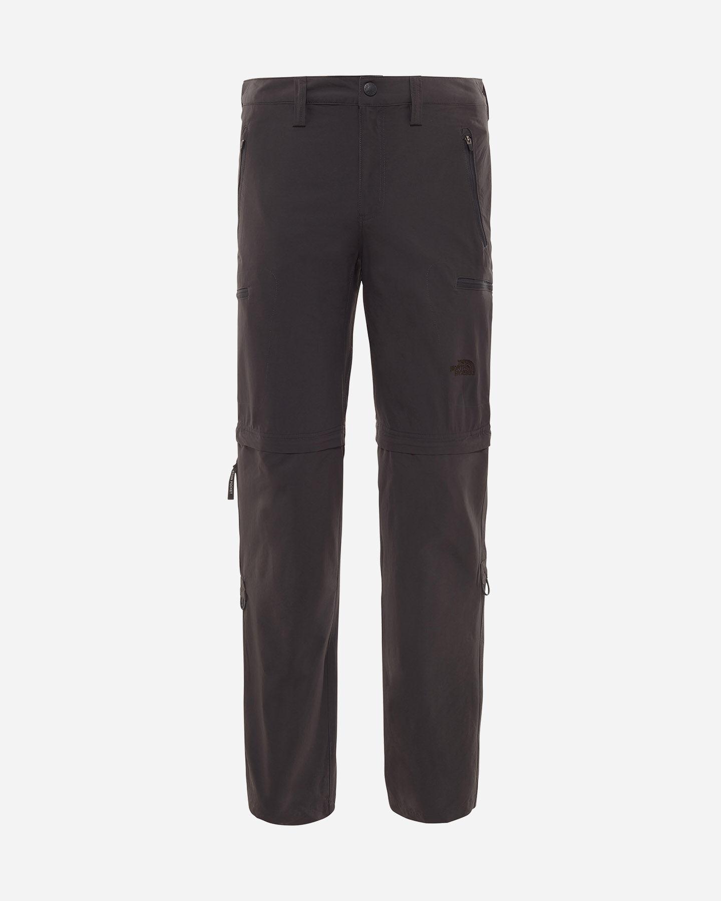 Pantalone outdoor THE NORTH FACE EXPLORATION CONV M S4021651 scatto 0