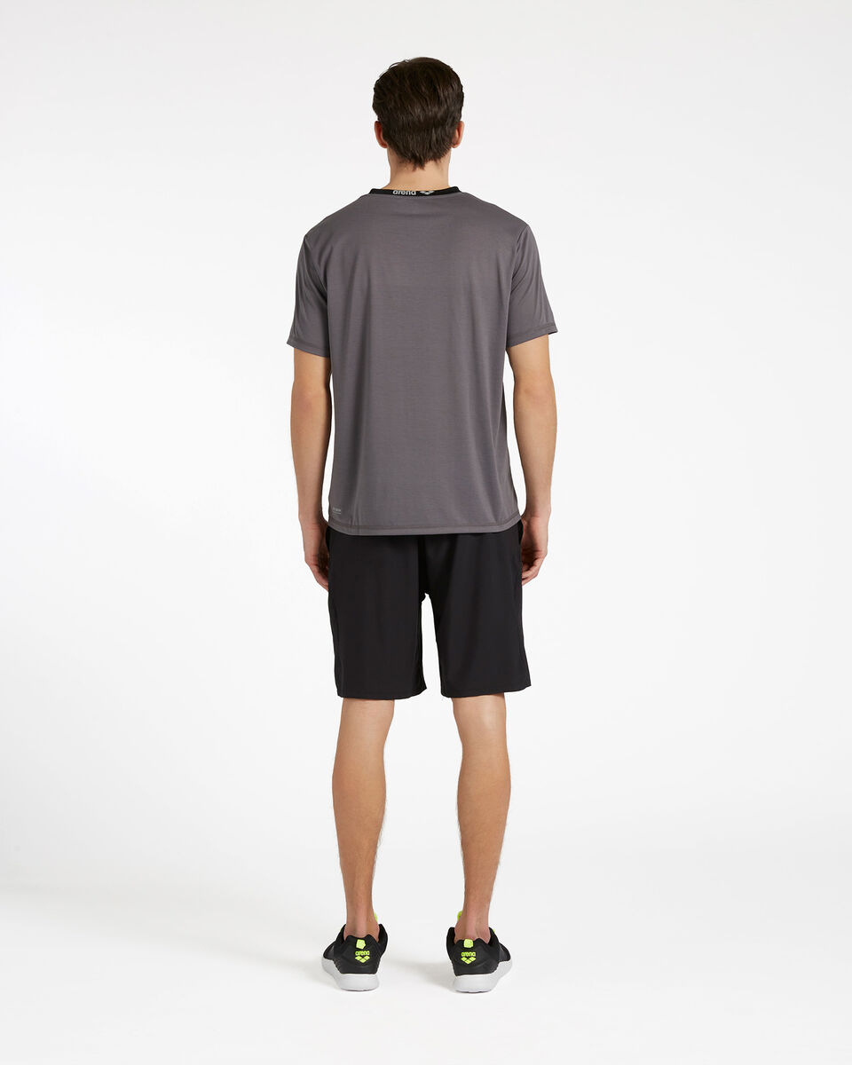 T-Shirt training ARENA BASIC M S4088065 scatto 2