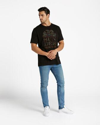 T-Shirt SUNDEK LOGO M