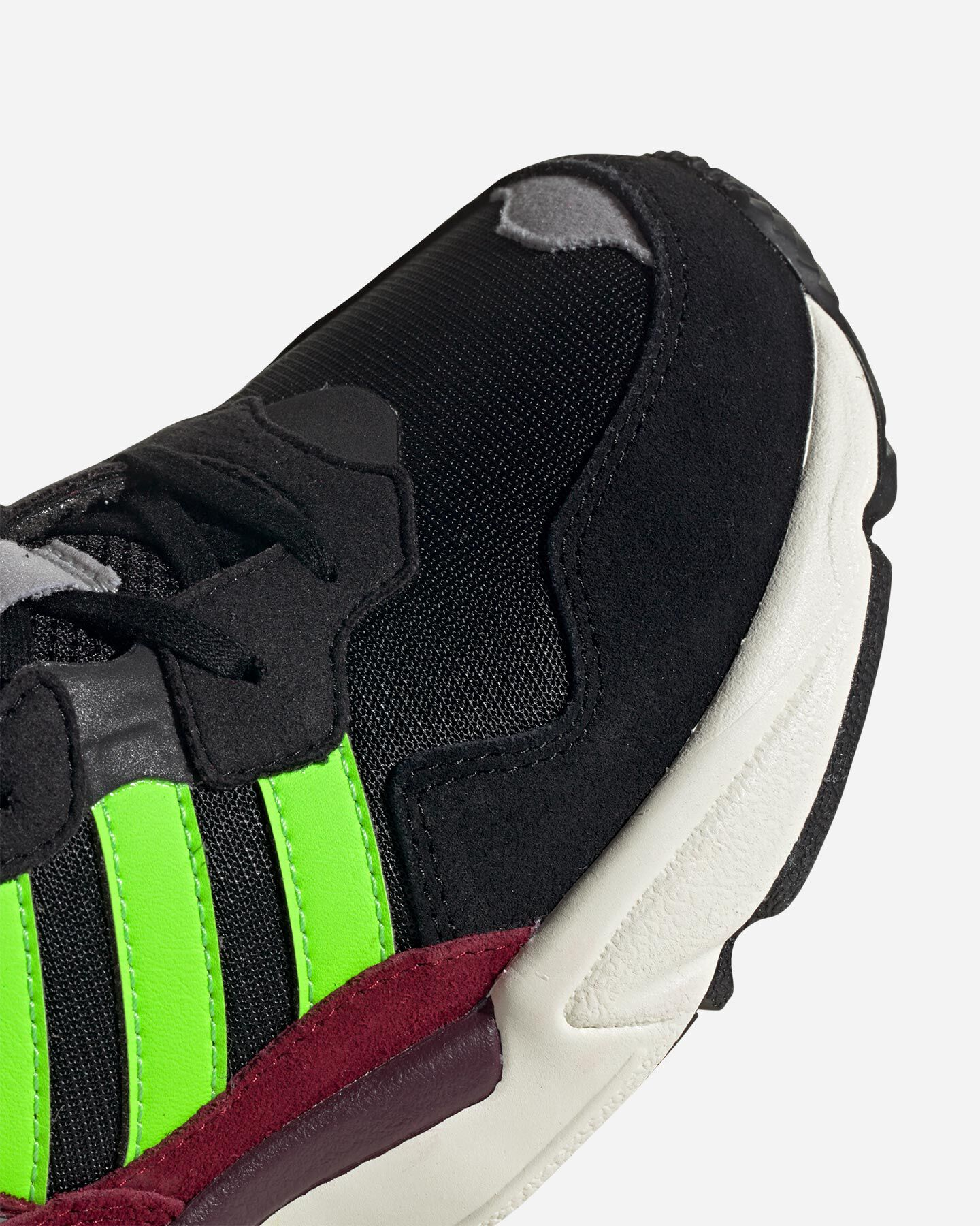 Scarpe sneakers ADIDAS YUNG 96 GS JR S5069026 scatto 5