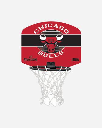 Canestro tabellone basket SPALDING CHICAGO BULLS JR
