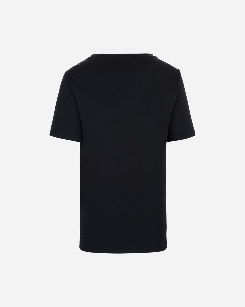 T-Shirt CONVERSE IRIDESCENT W S5181219 scatto 1