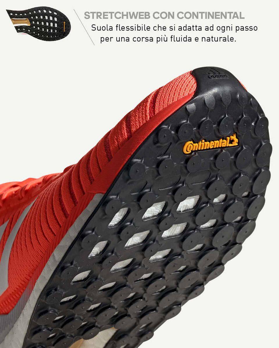 Scarpe running ADIDAS SOLAR GLIDE 19 W S5150989 scatto 3