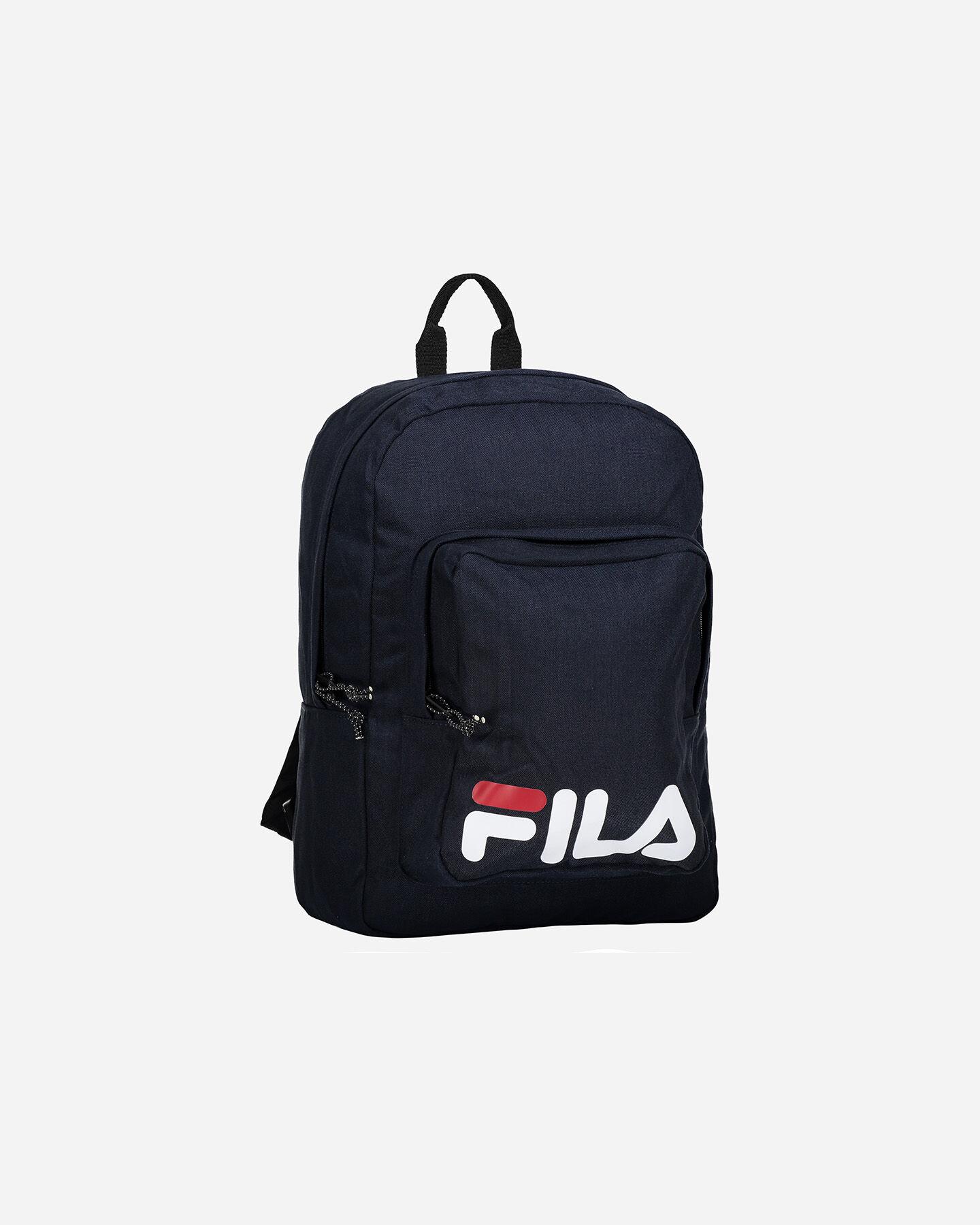 Zaino FILA CLASSIC BIG LOGO S4066882 935 UNI scatto 0