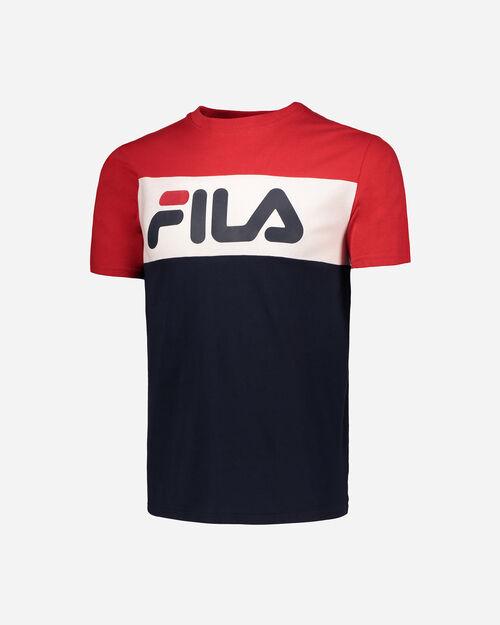 T-Shirt FILA JERSEY COLOUR BLOCK M