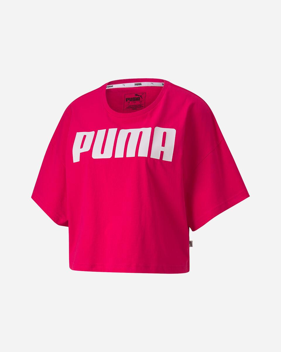 T-Shirt PUMA REBEL W S5172781 scatto 0
