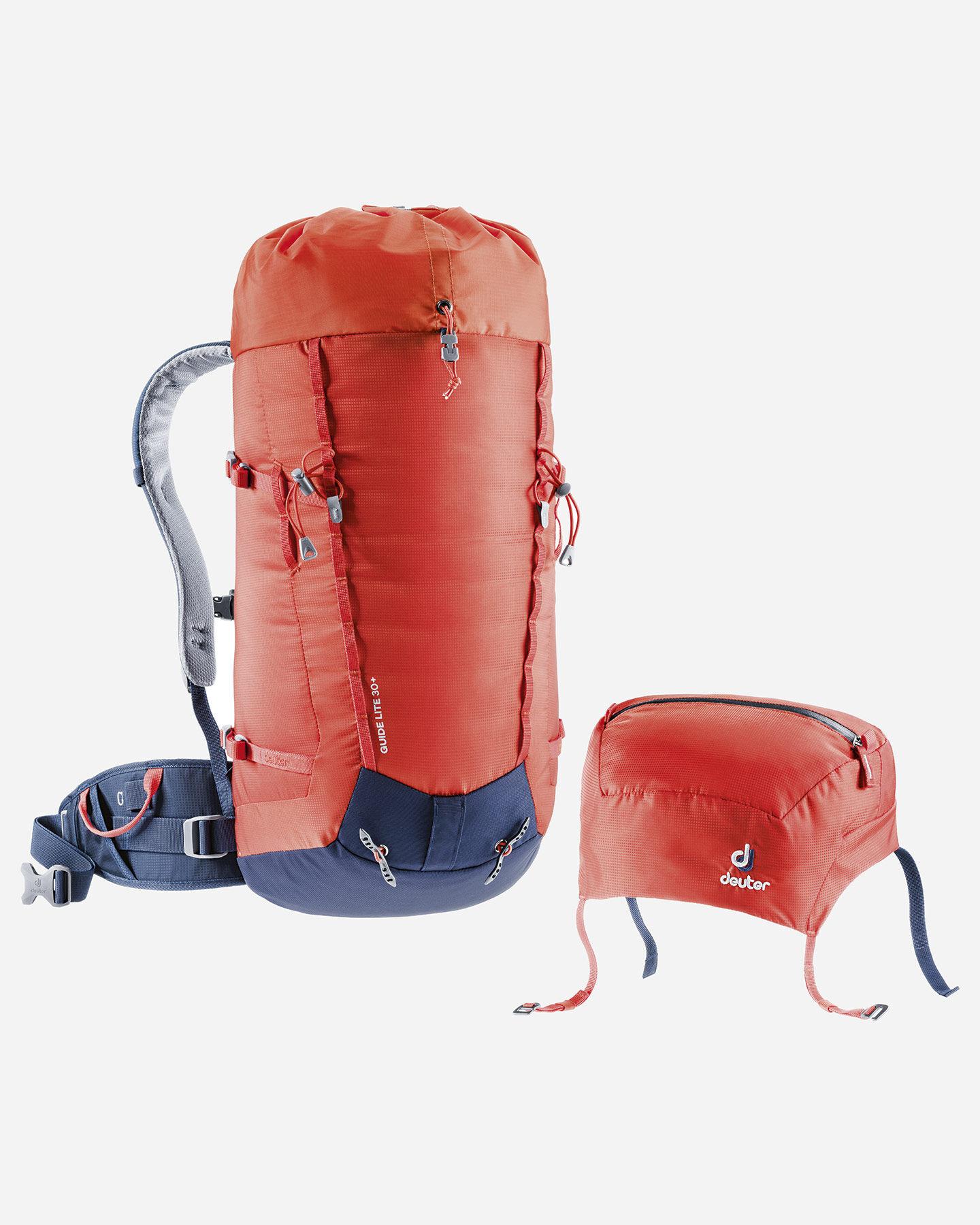Zaino alpinismo DEUTER GUIDE LITE 30+ S4077421 9311 UNI scatto 1