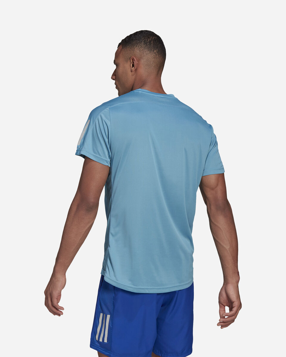 T-Shirt running ADIDAS OWN THE RUN M S5273944 scatto 2
