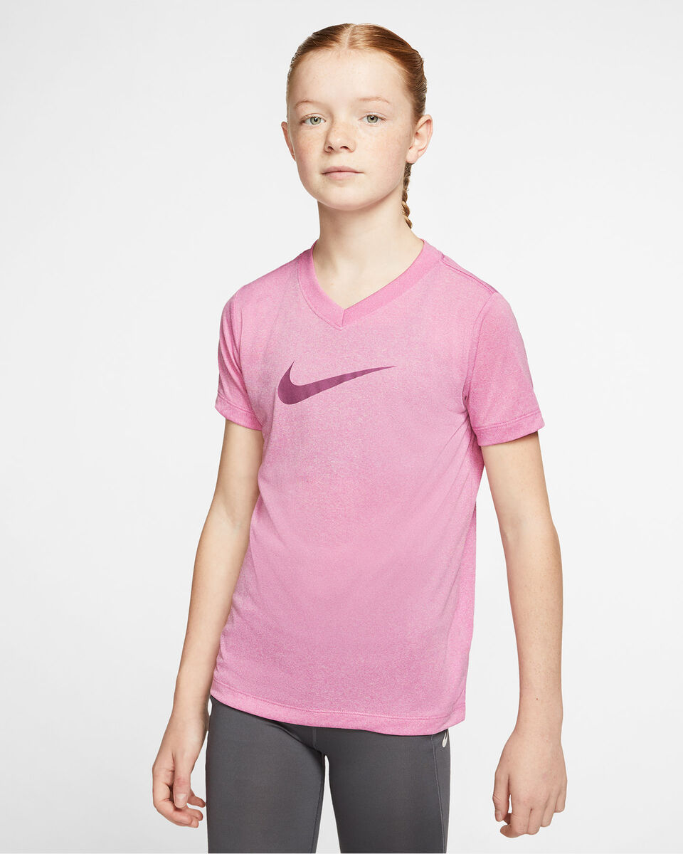 T-Shirt NIKE DRI-FIT JR S5162697 scatto 2