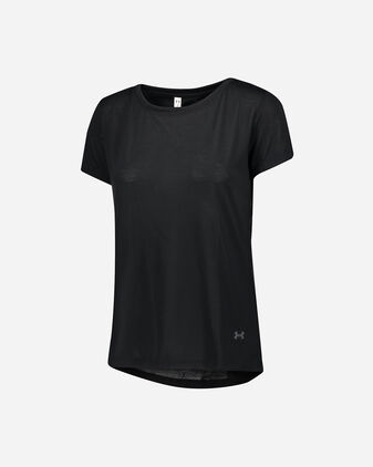 T-Shirt training UNDER ARMOUR WHISPERLIGHT FOLDOVER W