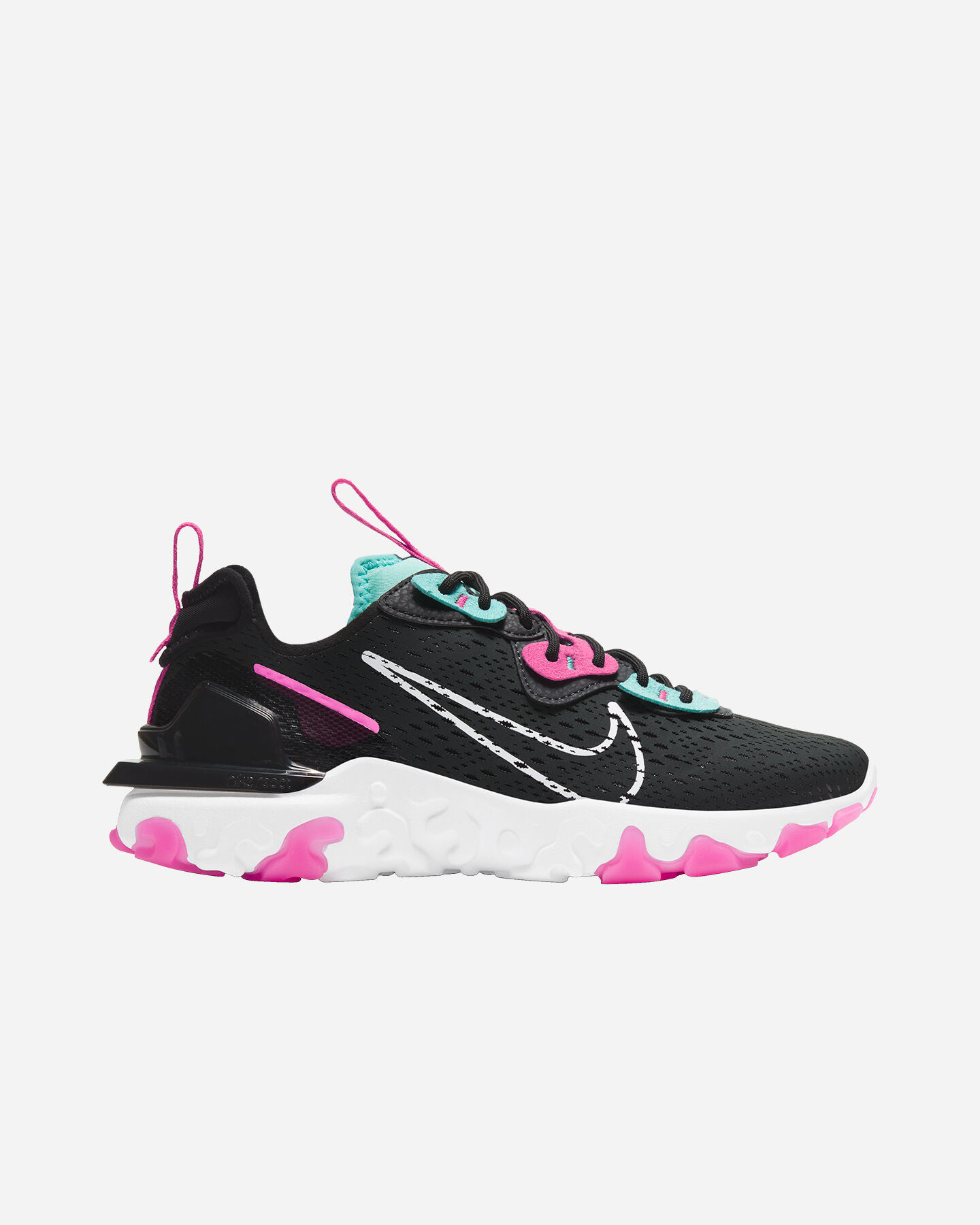 Scarpe sneakers NIKE REACT VISION W S5270821 scatto 0