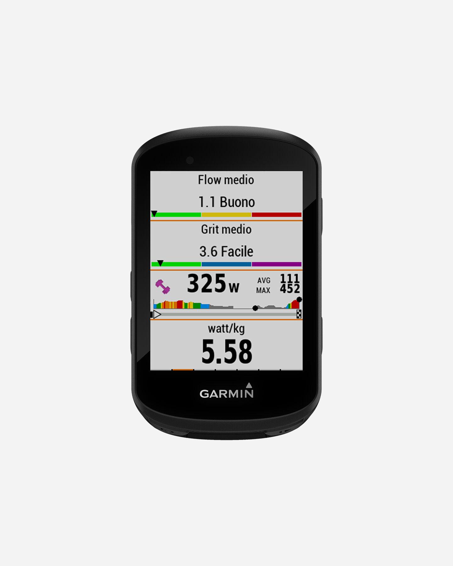 Orologio multifunzione GARMIN EDGE 530 S4071888 01 UNI scatto 3