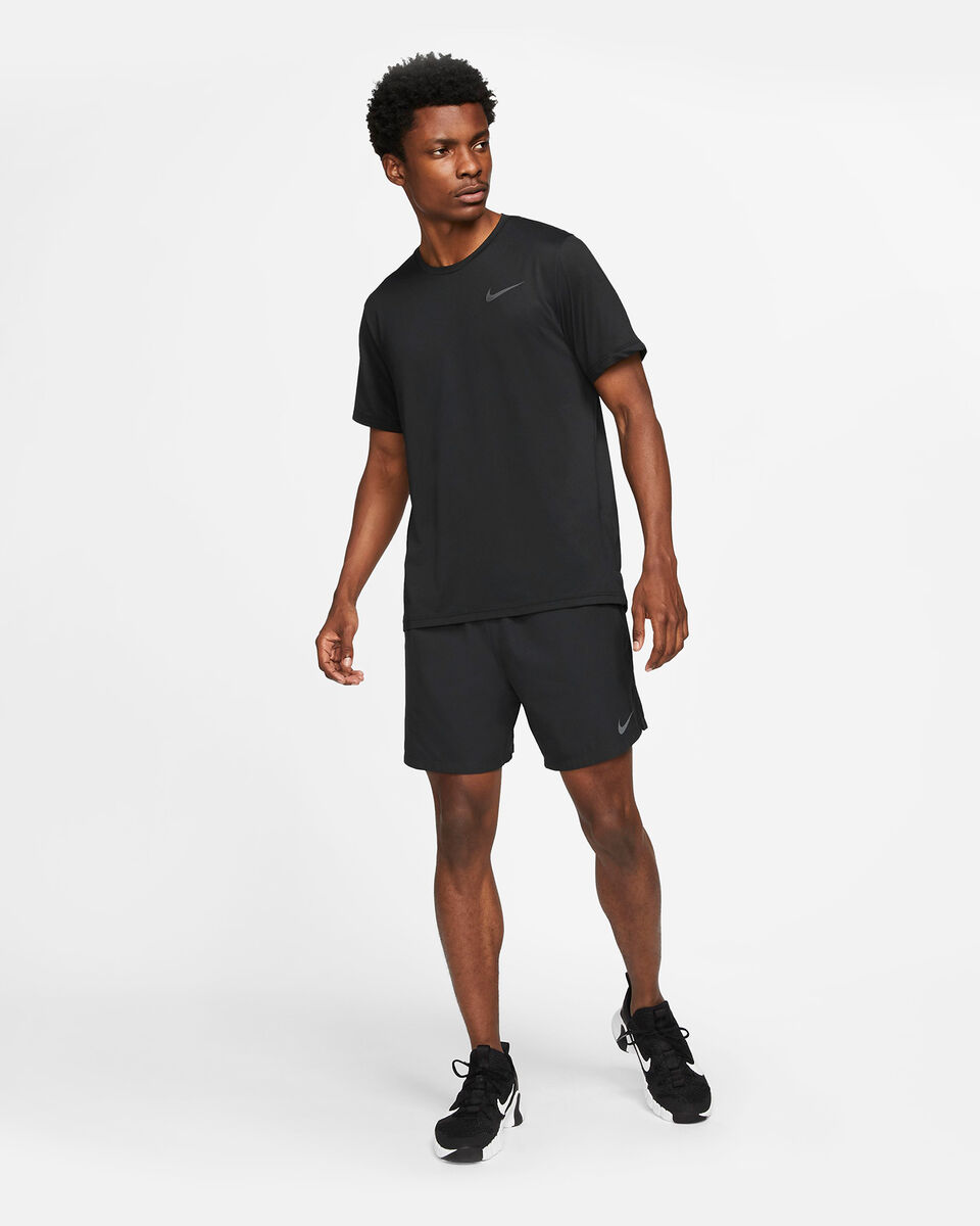 T-Shirt training NIKE SS DRY M S5269645 scatto 3