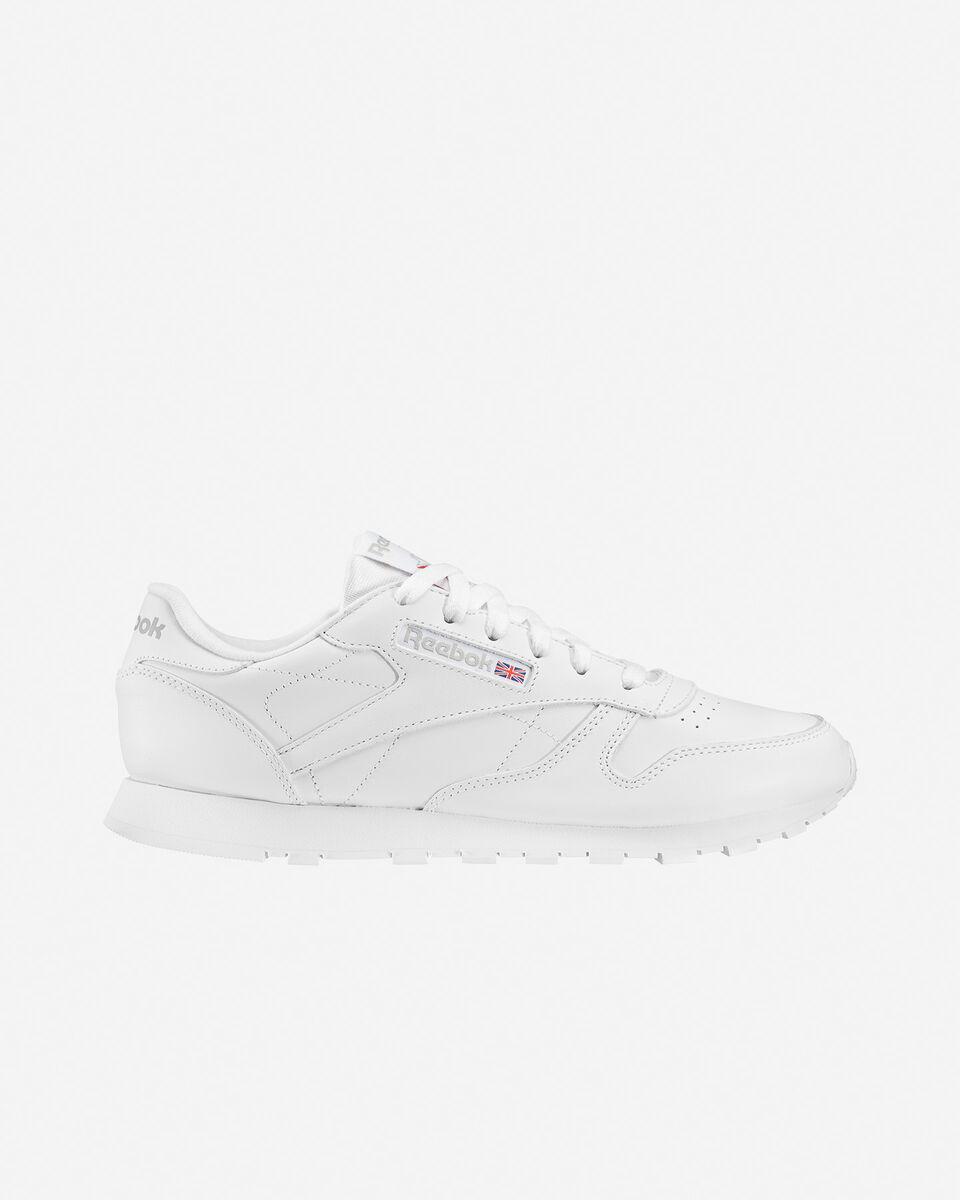 Scarpe sneakers REEBOK CLASSIC LEATHER W S0295672 scatto 0