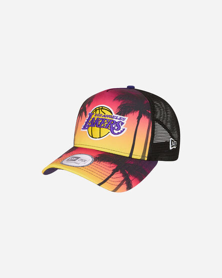 NEW ERA 9FORTY TRUCKER LOS ANGELES LAKERS S5313968-001