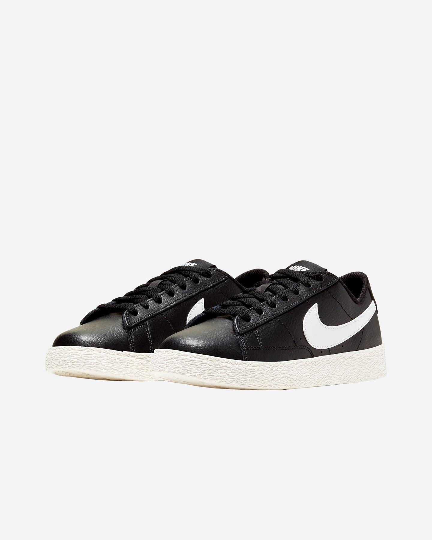 Scarpe sneakers NIKE BLAZER LOW JR GS S5230942 scatto 1