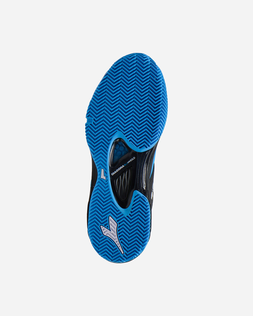 Scarpe tennis DIADORA SPEED BLUSHIELD FLY 2 CLAY M S5083613 scatto 2