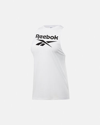 Canotta training REEBOK BIG LOGO W