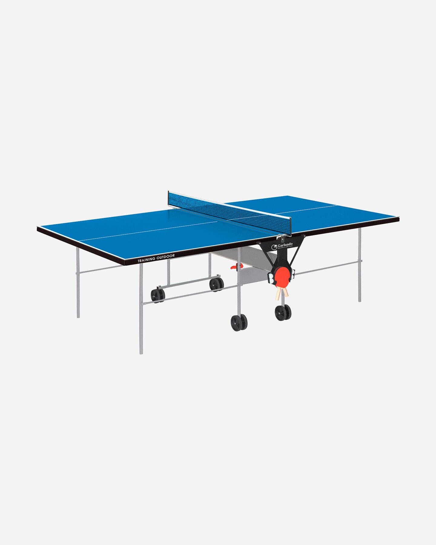 Tavolo ping pong GARLANDO TRAINING OUTDOOR S1222908|N.D.|UNI scatto 0