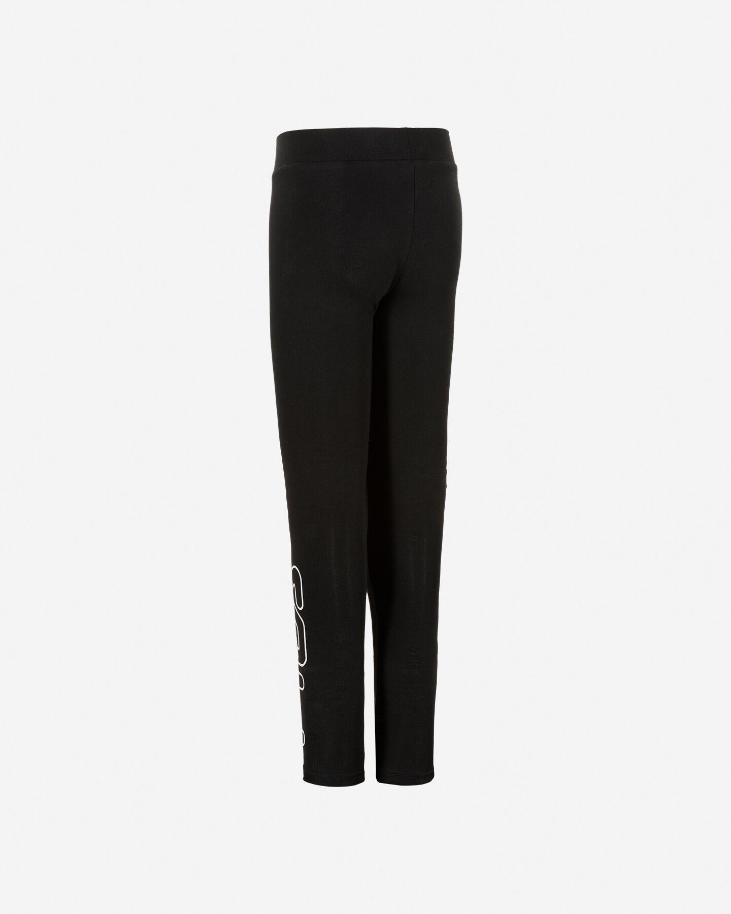 Pantalone FILA LOGO JR S4081157 scatto 1